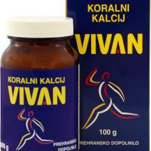 Koralni kalcij VIVAN - 100 g