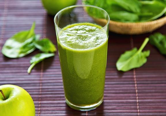 Zeleni napitek za zdravje in vitalnost