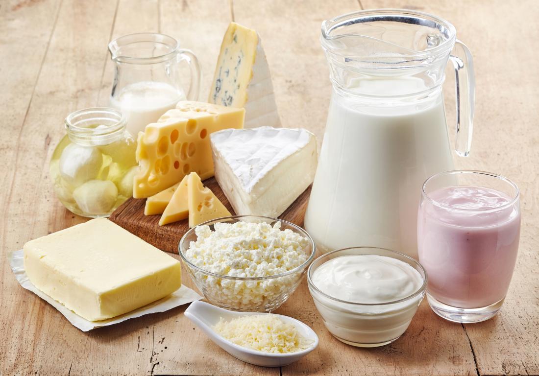 Mlečni izdelki – odstranite jih iz jedilnika in se počutite bolje